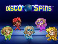 Играть на деньги в Disco Spins