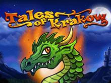 Играть на деньги в Tales Of Krakow